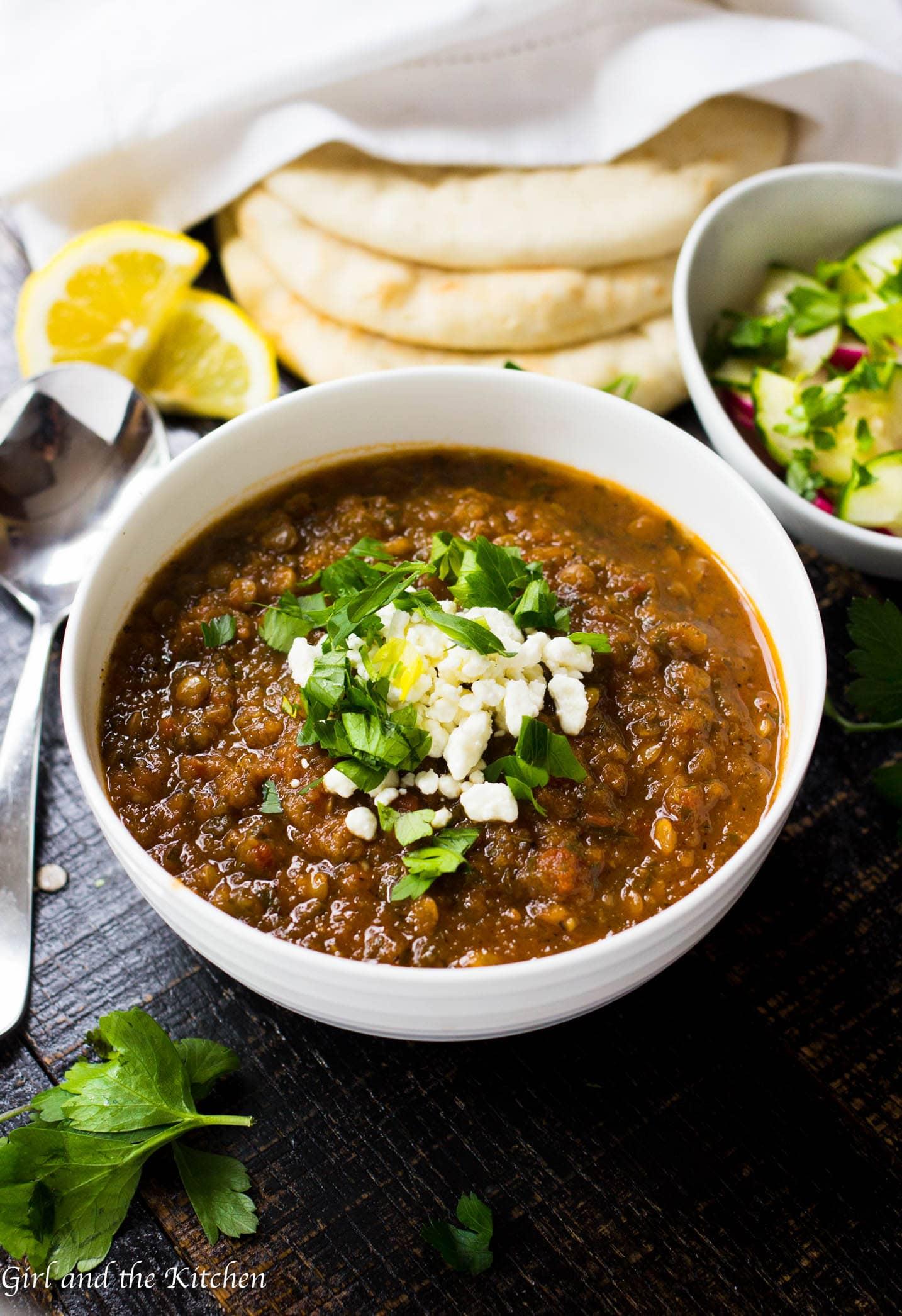 Persian-Lentil-Soup