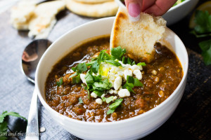 Persian Lentil Soup…A Chicago Restaurant Fave