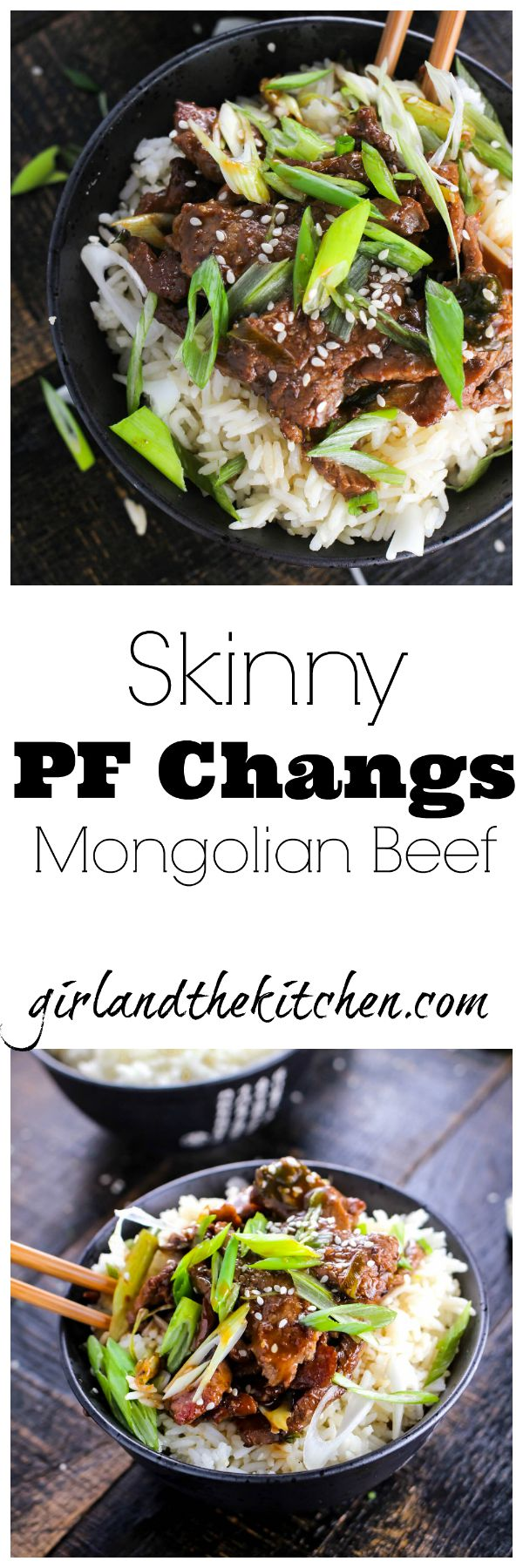 A healthier and faster version of the original PF Chang's takeout classic that combines fresh delicious flavors and a silky sauce.
