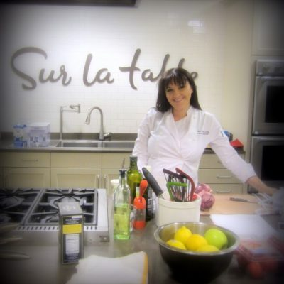 Pesto Gnudi…and My Cooking Class Musings