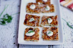 Crispy Potato Pancakes