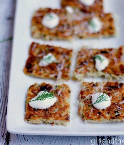 Crispy Potato Pancake Latke