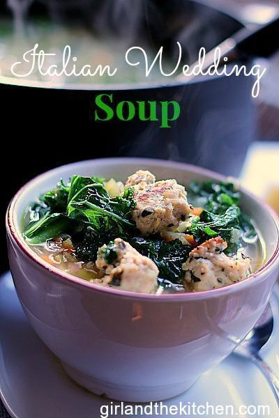 Italian Wedding Soup Pinterest