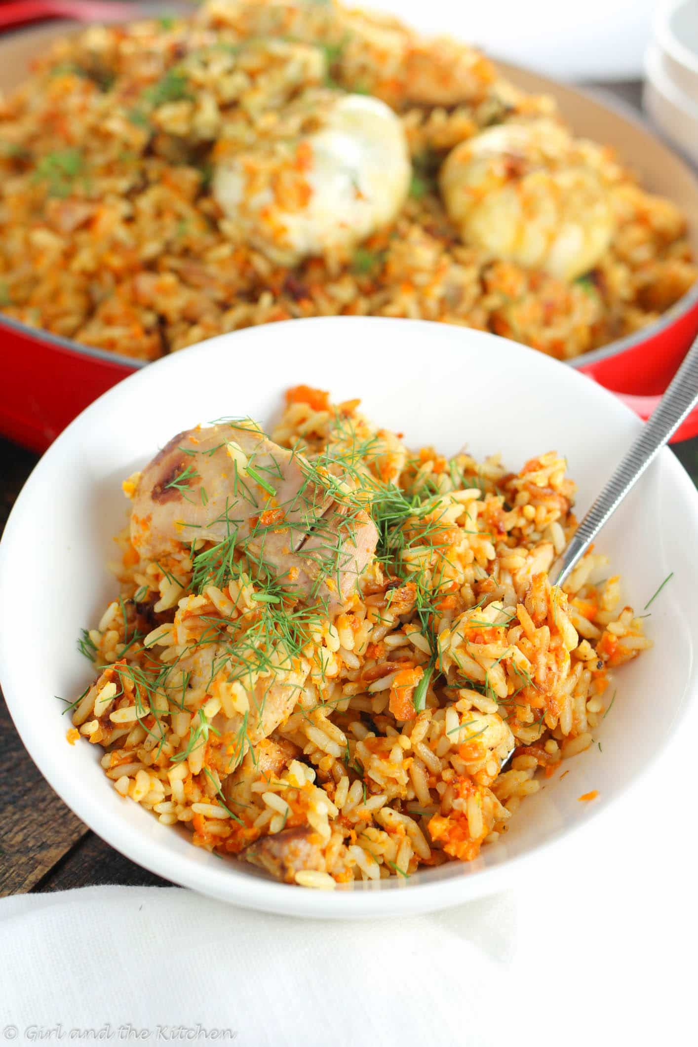 Russian plova one pot chicken and rice recipe girl and the kitchen plov is the ultimate russian comfort food its a one pot chicken and rice recipe forumfinder Image collections