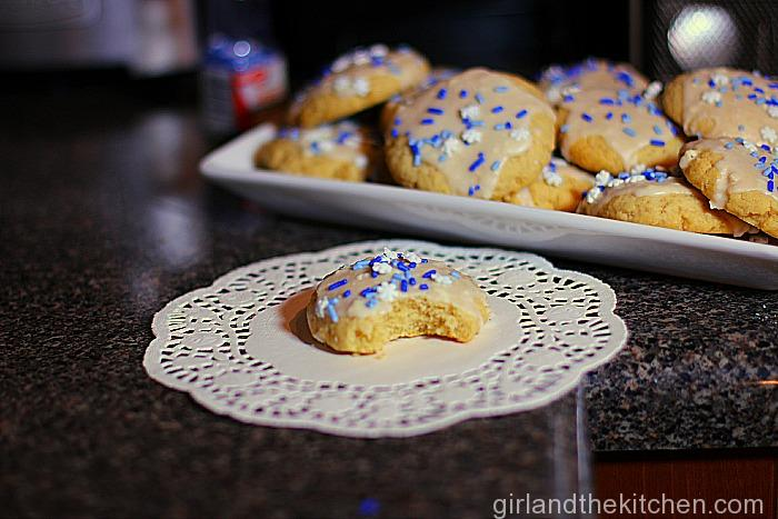 Soft Loft House Style Cookies…25 Days of Holiday Treats