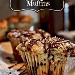 Nutella Cheesecake Swirl Muffins-Pinterst 018
