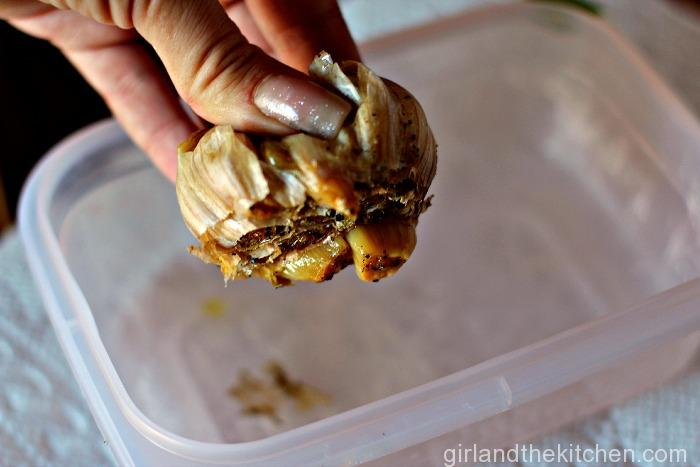 Roasted Garlic-001