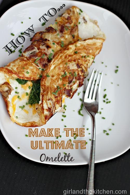 How to Make the Perfect Omelette. https://girlandthekitchen.com