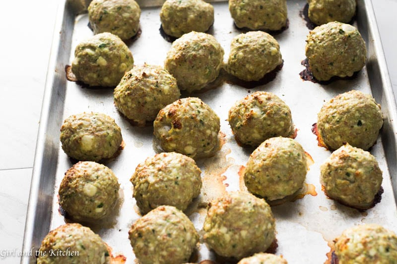 These ricotta meatballs are tender, light and incredibly delicious and are what meatball dreams are made of! They take no time to prepare but arefancy enough for a Saturday night dinner! Sayhello to your new favorite meatball recipe.