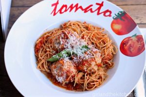 Classic Spaghetti and Meatballs…VERY Freezer Friendly