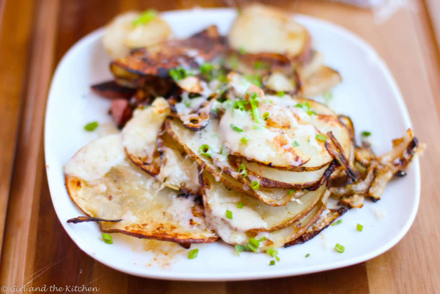 Super Cheesy Breakfast Potatoes…A Hangover Cure