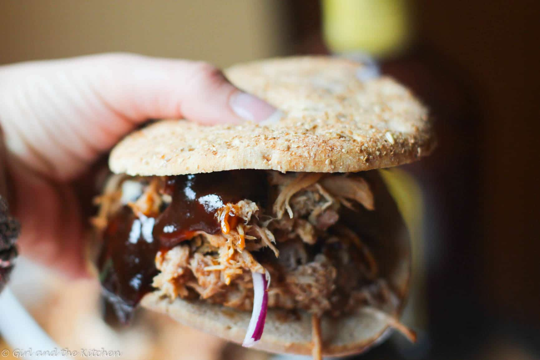 Crock Pot Pulled Pork...One Pot and 4 Ingredients (8 of 8)