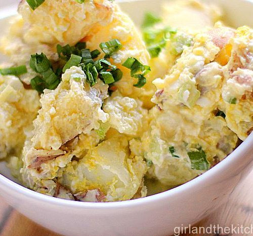 The Ultimate Potato Salad