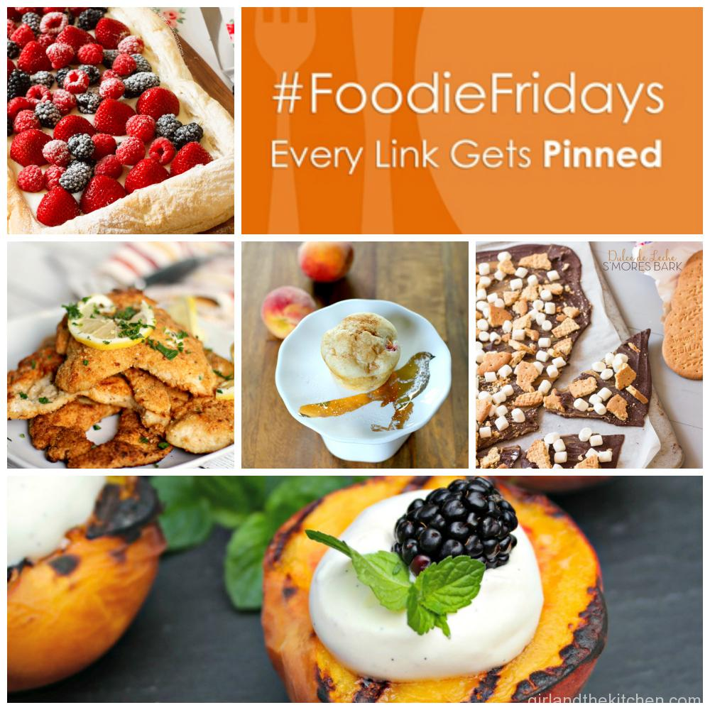 #Foodie Fridays Linky Party…Week 9