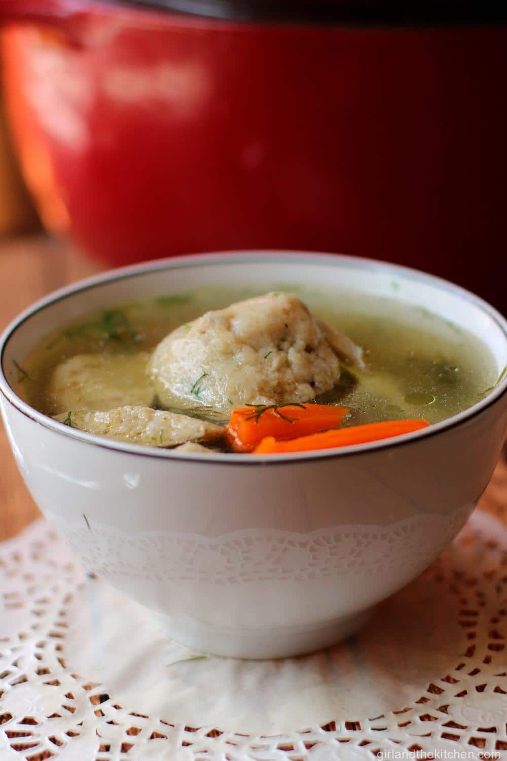 Chicken Soup for My Soul…The Real Jewish Penicillin