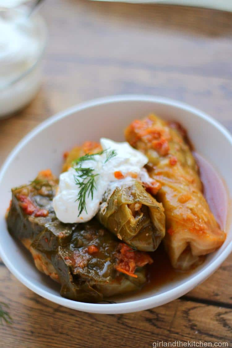 """Galuptsi"" - Traditional Russian Cabbage Rolls...Голубцы"