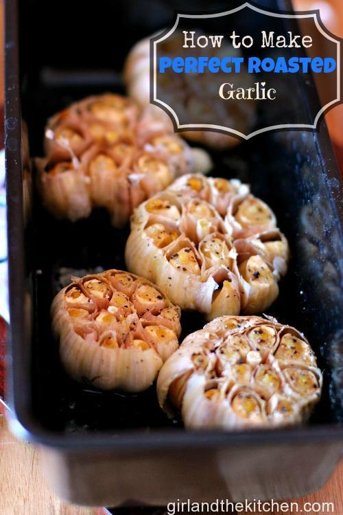 Roasted-Garlic for the 15 Appetizers and Sides for a Holiday Table