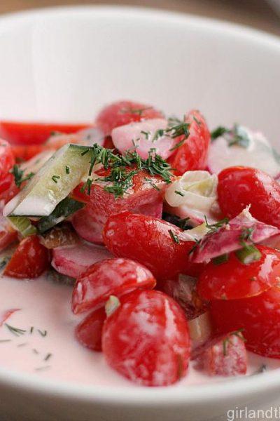 Classic Russian Salad