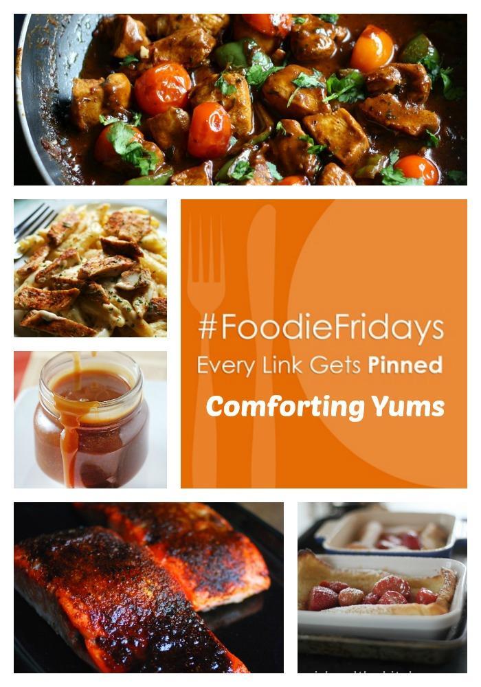 PicMonkey Collage Foodie Fridays Week 28