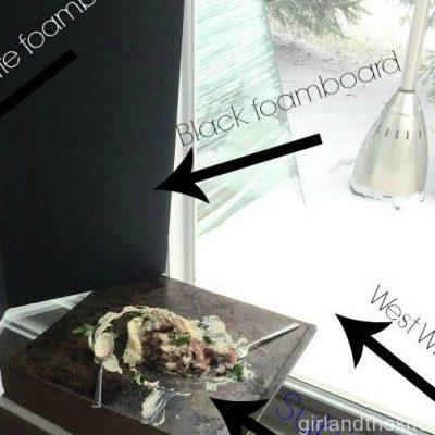 A Peek Behind the Scenes of a Food Blogger girlandthekitchen.com