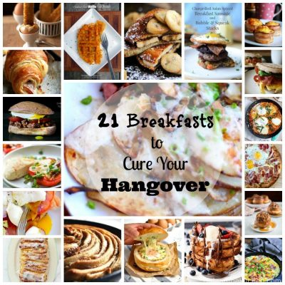 21 Breakfasts To Cure A Hangover