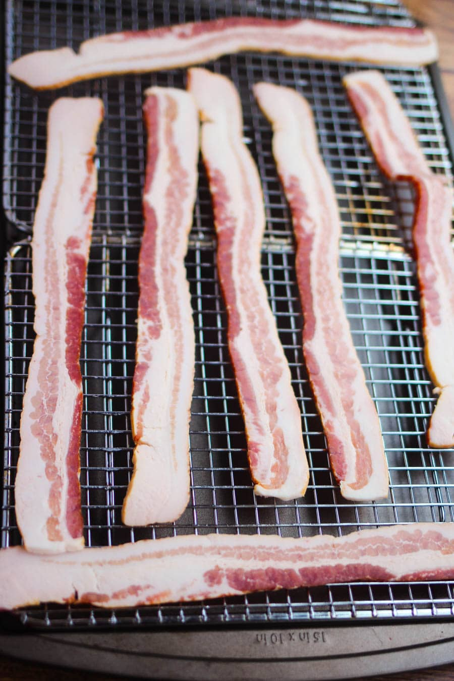 Get ready for the best and the cleanest method to cook bacon! Check out how to cook bacon in the oven and create the crispiest and tastiest bacon ever!
