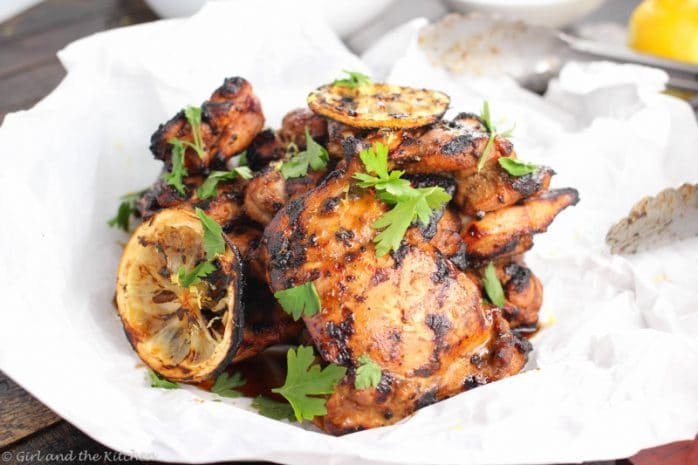 BBQ Teriyaki Marinated Grilled Chicken and the Most Versatile Spice Mix Ever