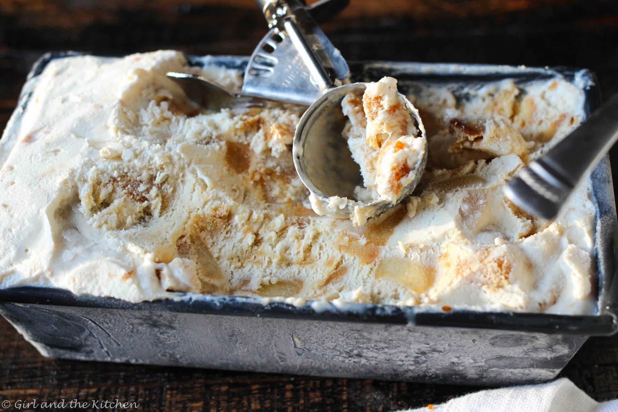 Whiskey Apple Pie No Churn Ice Cream (8 of 13)