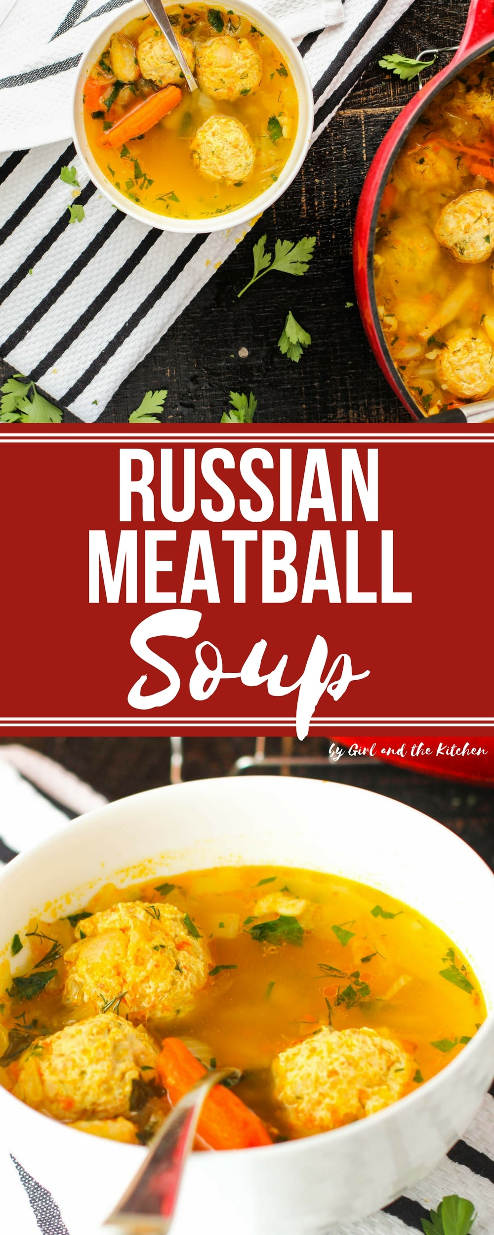 What is the calorie content of soup with meatballs