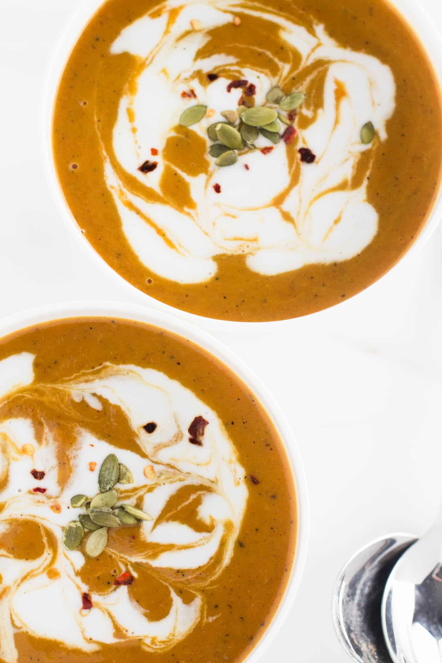 Panera-Copycat-Vegan-Butternut-Squash-Soup