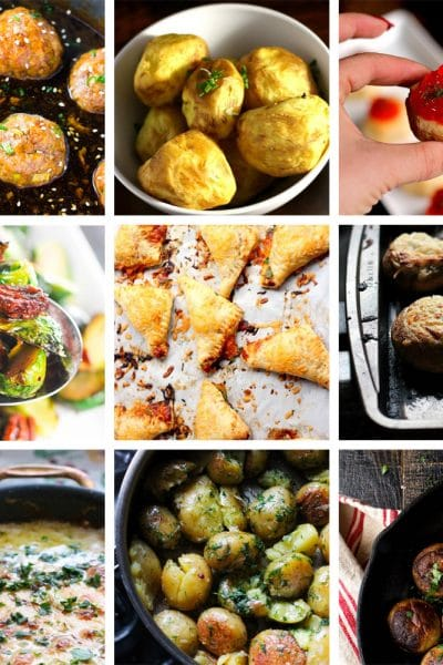 Build your Thanksgiving table the easy way with these delicious Thanksgiving side dishes!