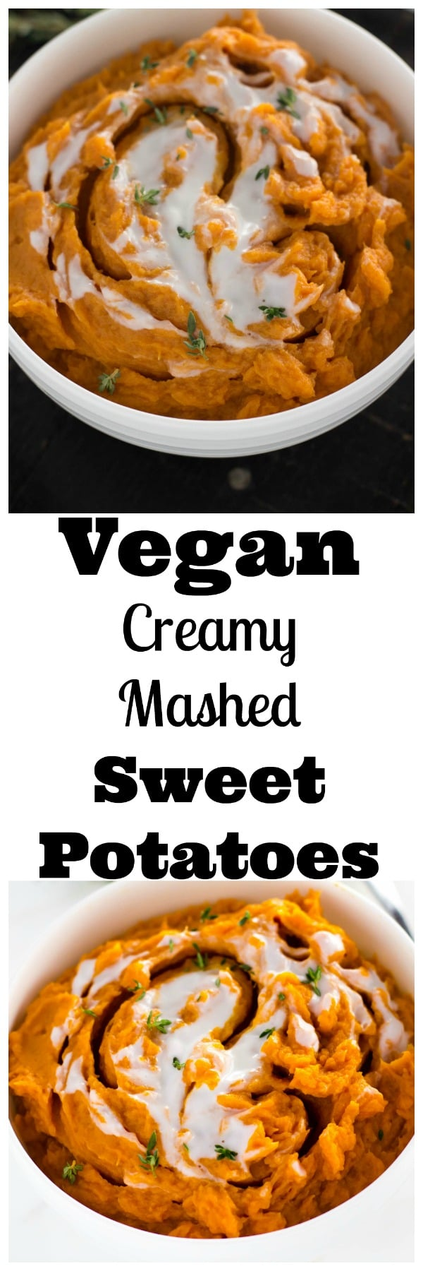 Did you ever think you can get creamy mashed potatoes without all that butter and cream? I didn't! But you can and it's fantastic! Plus it's vegan and healthier and tastier than EVER!