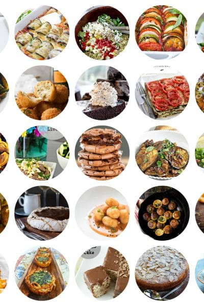25 Vegetarian Recipes Perfect for Passover
