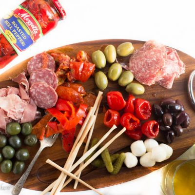 The Anatomy of a Perfect Antipasti Platter