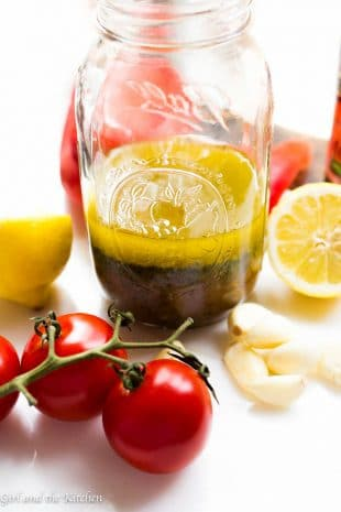 5 Minute Homemade Italian Dressing
