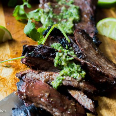 The Best Steak Marinade (And Veggie Marinade)