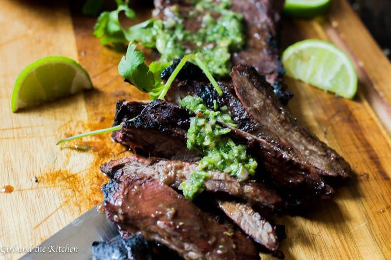 The Best Steak Marinade (And Veggie Marinade)