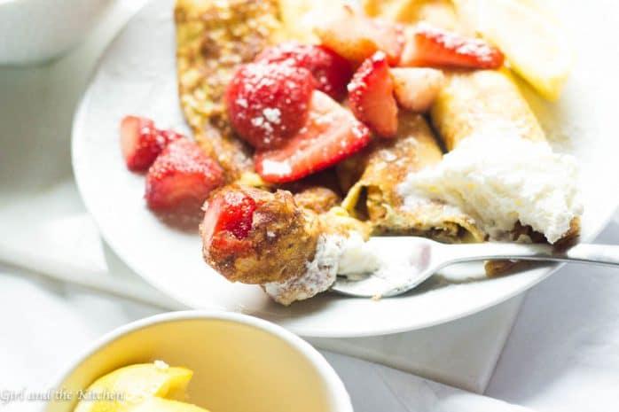 Classic Swedish Pancakes…Super Easy