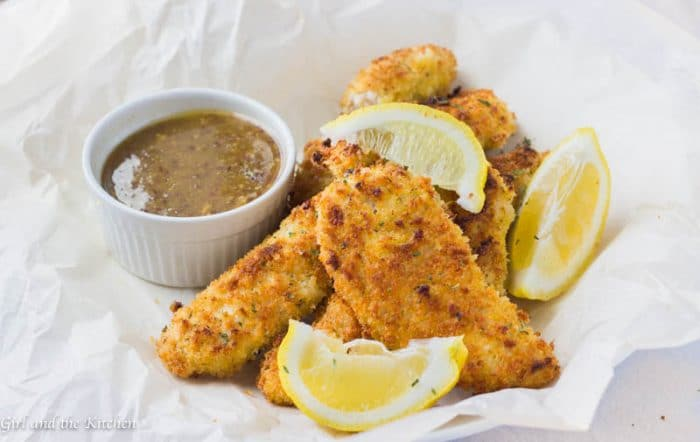 How to Make to Make Crunchy Baked Chicken Tenders