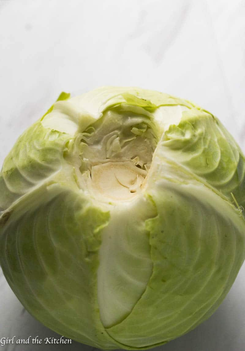 Take all the guesswork out of cooking the perfect stuffed cabbage with my super simple Instant Pot method. Full of tender rice, melt in your mouth meat and a savory sauce, my ridiculously easy method will forever change how you make stuffed cabbage!
