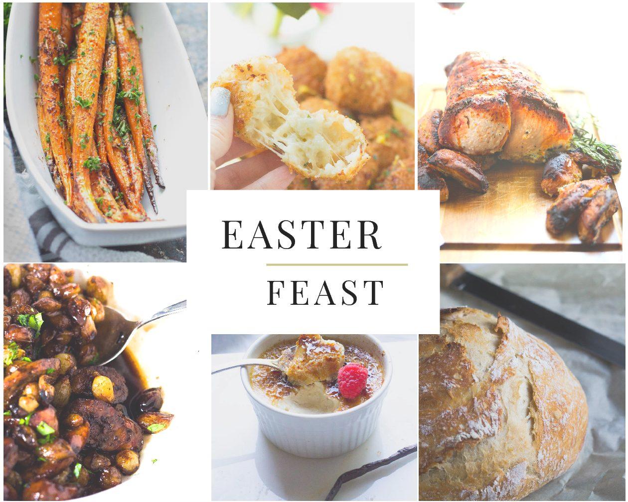 Easter Feast 2017
