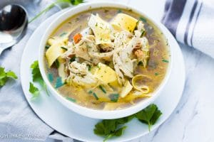 How to Make Instant Pot Chicken Soup