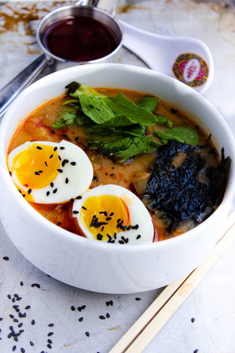 Kimchi-Soup