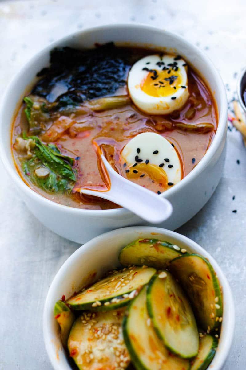How to Make Kimchi Soup