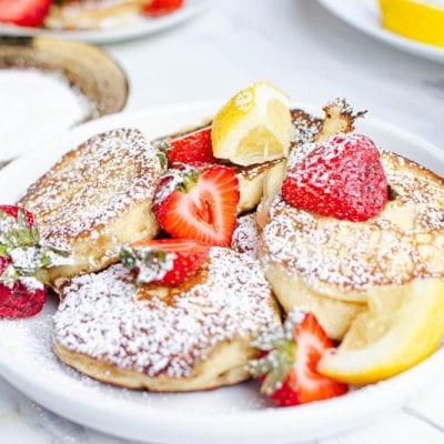Oladushki Easy Russian Pancakes